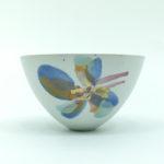 Torsten Mosumgaard, skål, keramik, sommerfugle