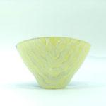 Monica Backstrøm vase håndmalet tonga fremstillet hos Kosta Boda