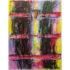 Abstrakt farve komposition
