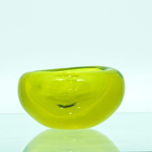 skål glas farve