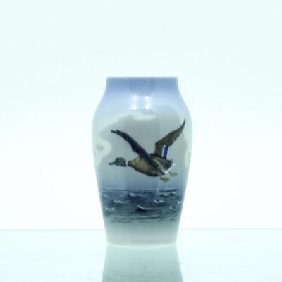 and gråand hav vase porcelæn