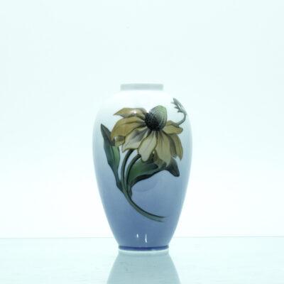 blomst blomsterknop vase porcelæn