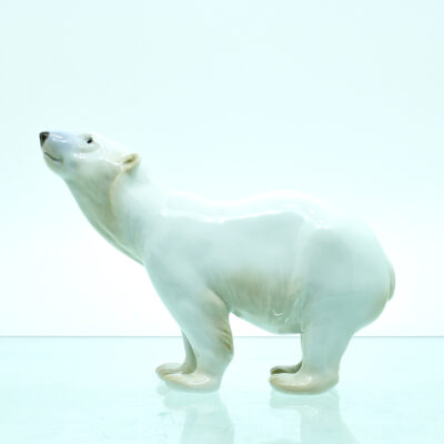 isbjørn porcelæn